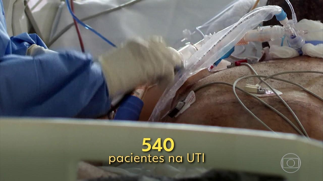 Testagem em massa para Covid-19 no Rio de Janeiro deve começar na quinta-feira