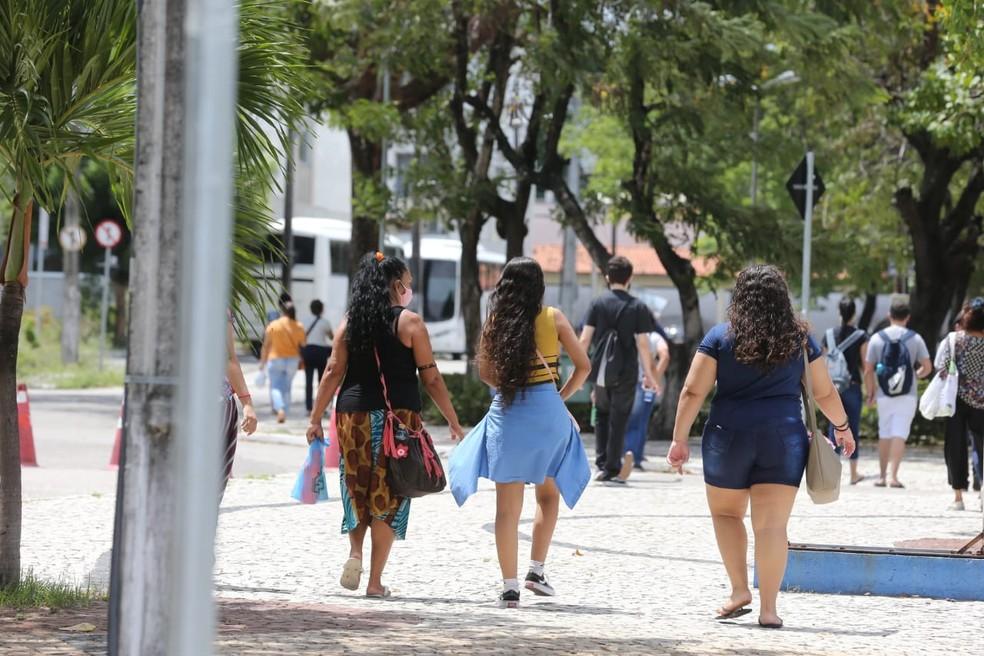 Universidade Estadual do Ceará — Foto: José Leomar/SVM