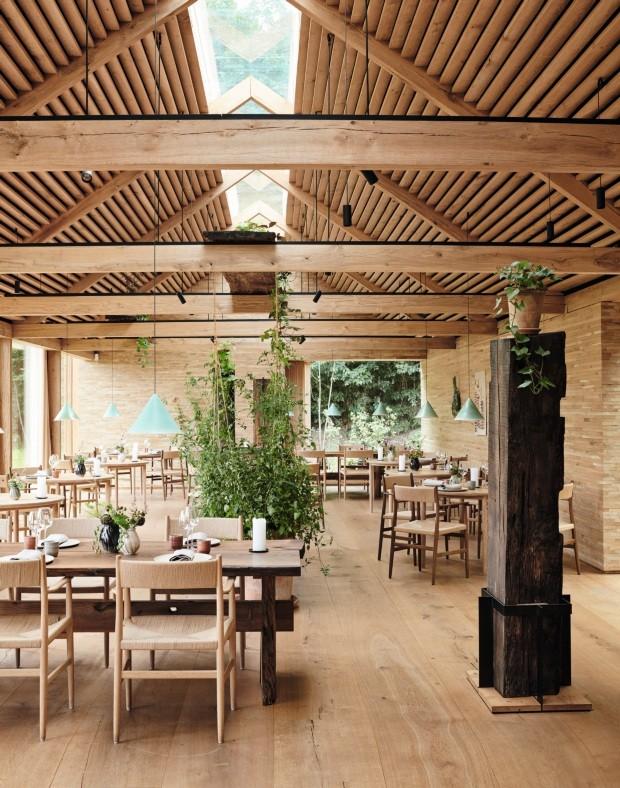 Experimentamos o novo menu do restaurante Noma (Foto: Ditte Isager/divulgação )