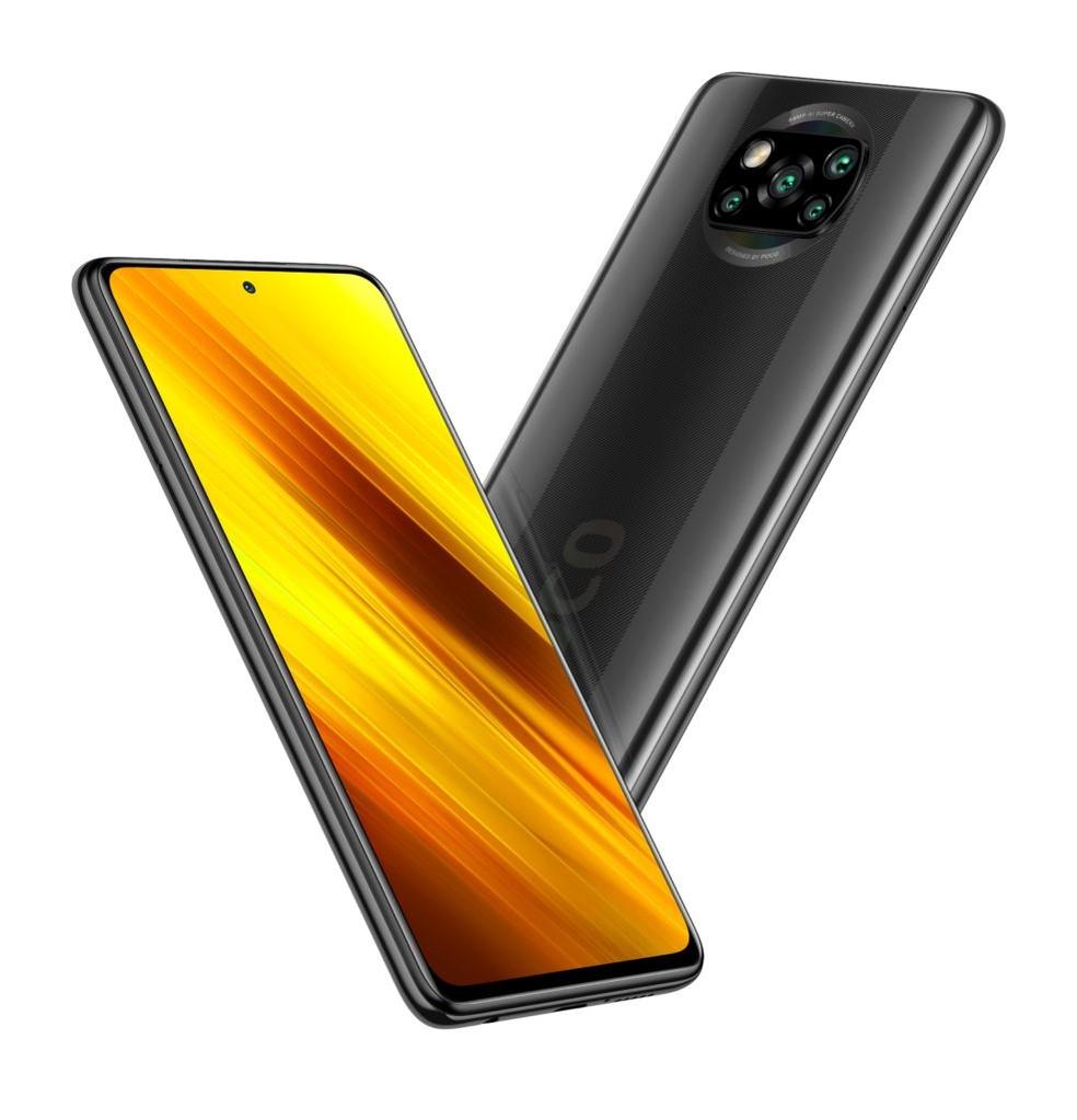 Poco X3 tem tela de 6,67 polegadas com resolução Full HD+ — Foto: Divulgação/Xiaomi