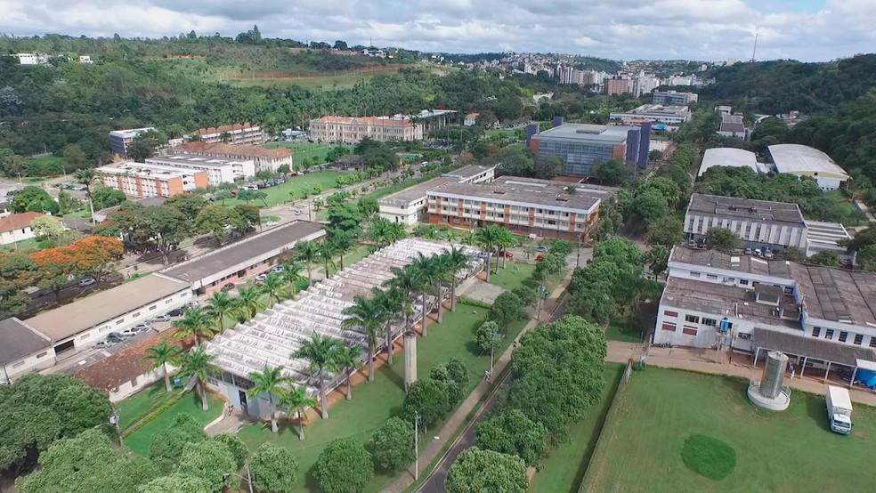 Universidade Federal de Viçosa — Foto: UFV/Divulgação