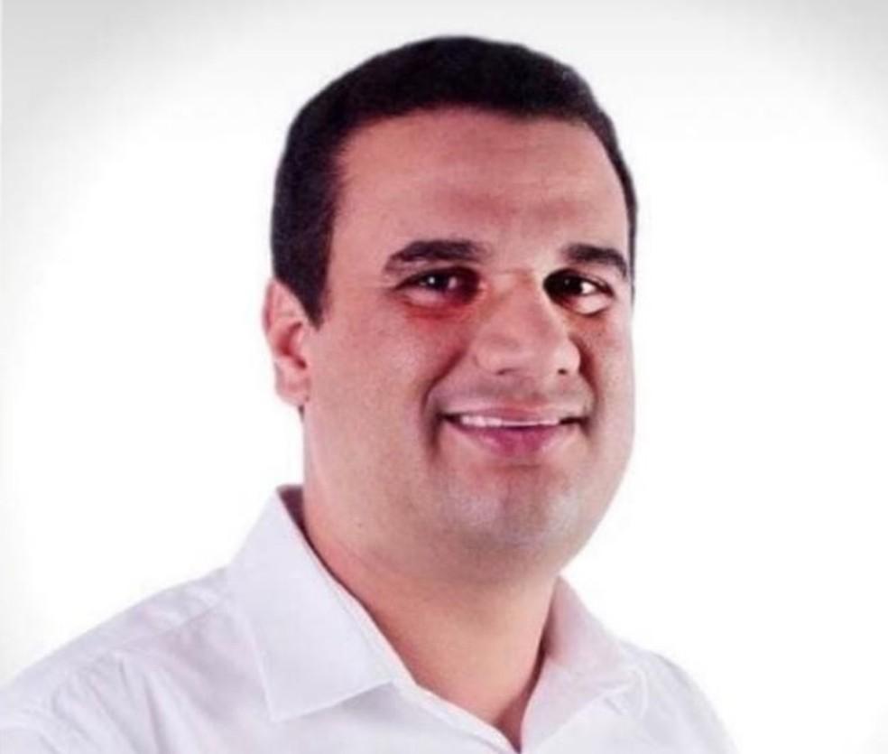 Pablo Moraes, de 38 anos, morreu em acidente de carro, neste sábado (8) — Foto: Reprodução/Redes sociais