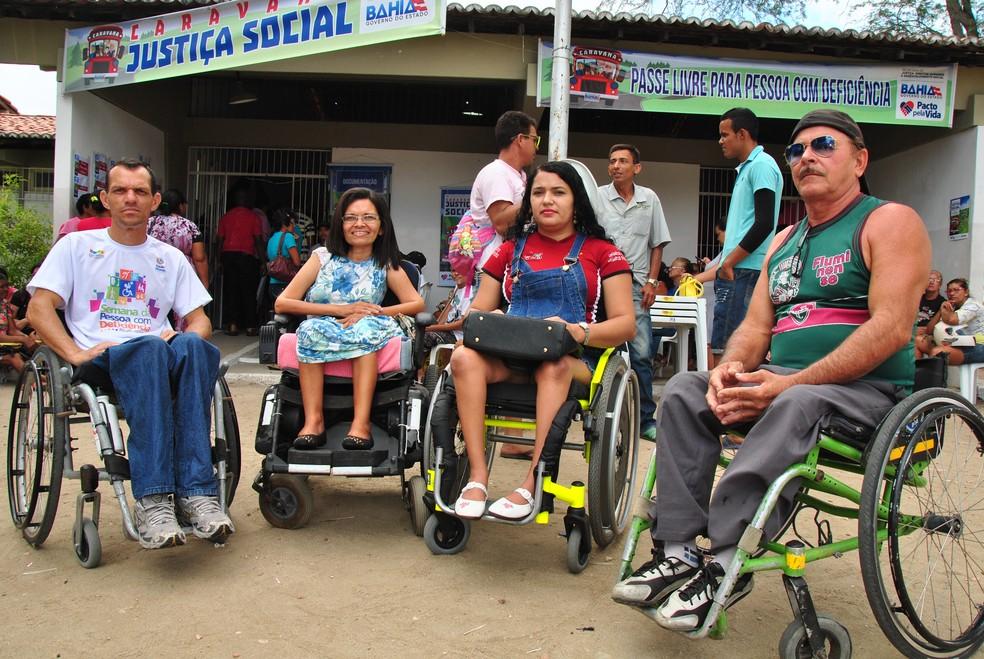 Dia Internacional das Pessoas com Deficiência é celebrado no dia 3 de dezembro — Foto: Divulgação/SJDHDS