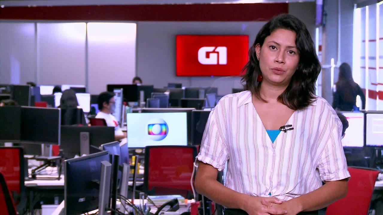 G1 em 1 Minuto: Testemunha diz que alertou seguranças sobre asfixia de João Alberto