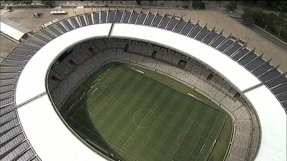 Mineirão — Foto: GloboNews