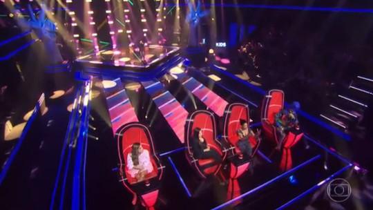 'The Voice Kids': reveja as apresentações do segundo dia de Audições às Cegas
