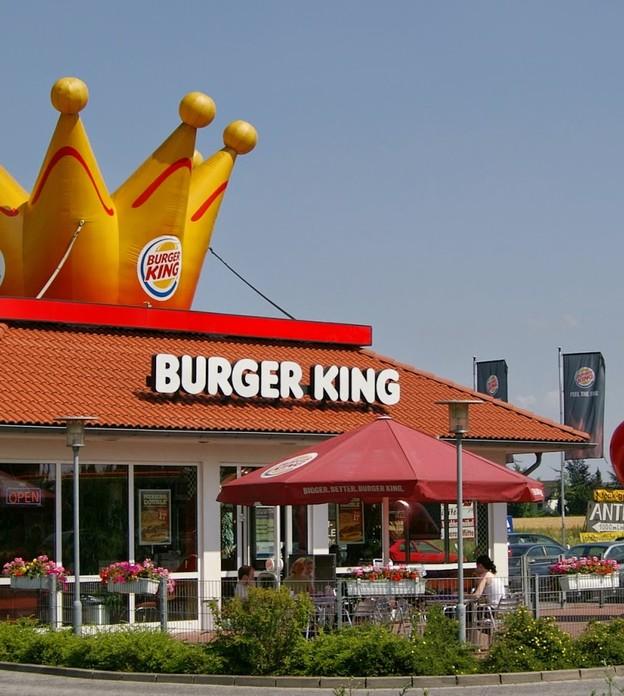 Unidade do Burger King na Flórida. Rede impede que funcionários ganhem salários mais altos em outros restaurantes da mesma cadeia