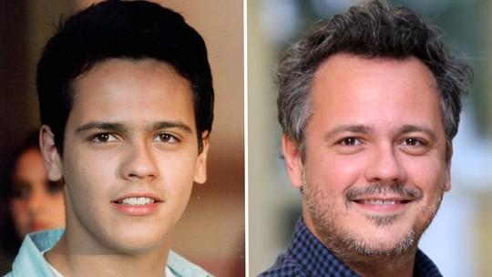 Danton Mello relembra protagonista que o projetou em 'Malhação': 'Marcou a minha vida'