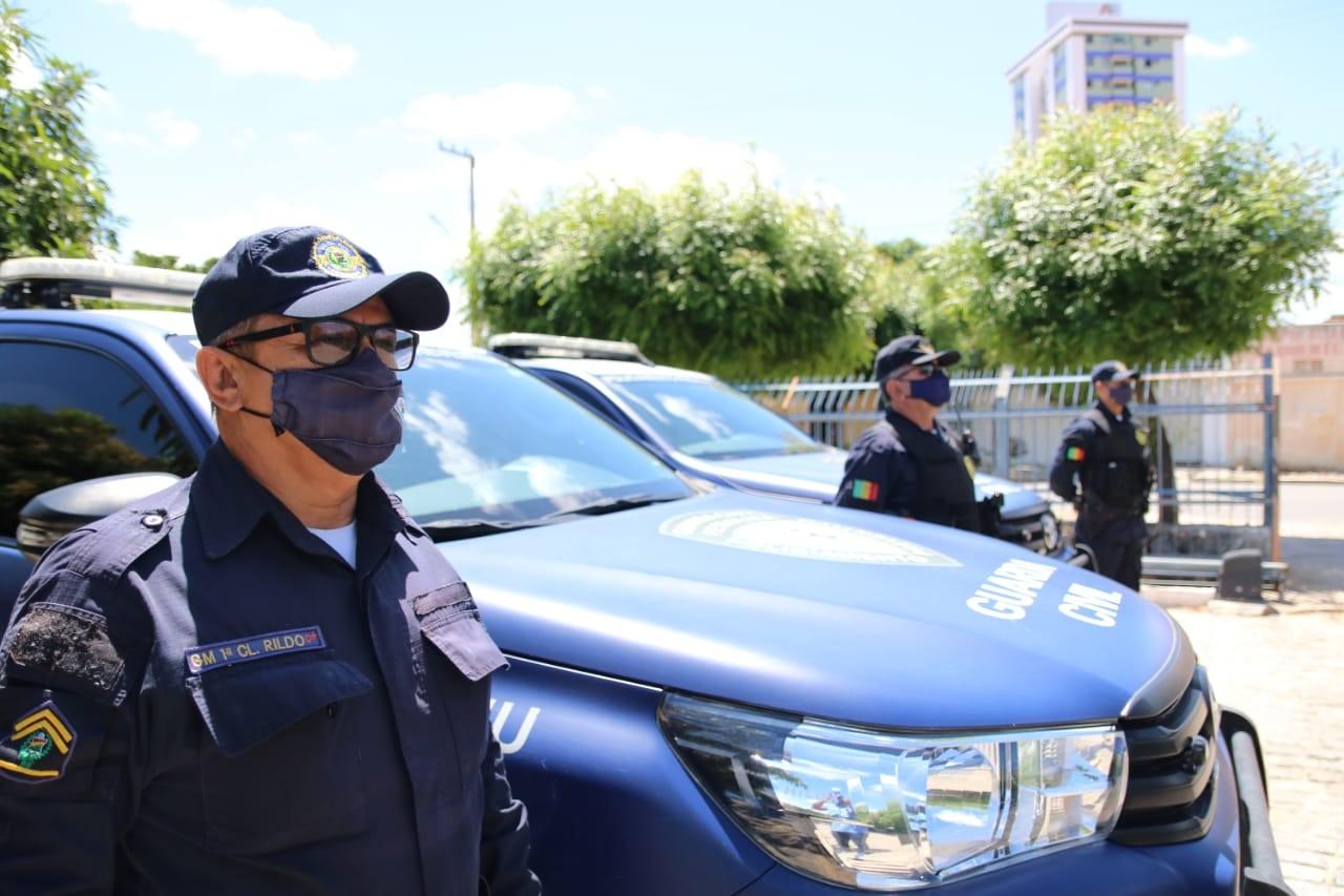 Guarda Civil de Petrolina divulga balanço da 'Operação Catedral'