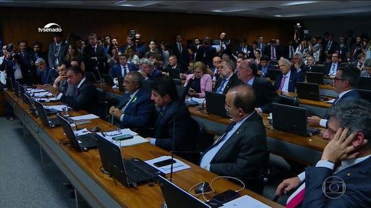CCJ do Senado aprova reforma da Previdência com estados e municípios