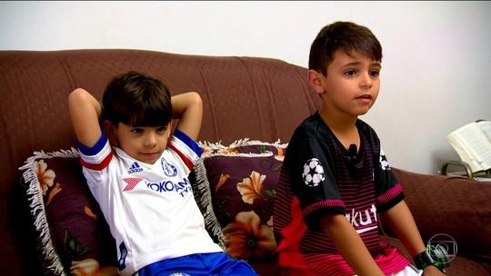 O encontro de Messi e Lampard brasileiros, batizados à luz da paixão pelos craques