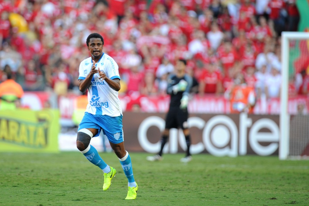 db3017bdfc9bf ... João Paulo fez seis gols durante o Gauchão — Foto  Wesley  Santos Agência PressDigital