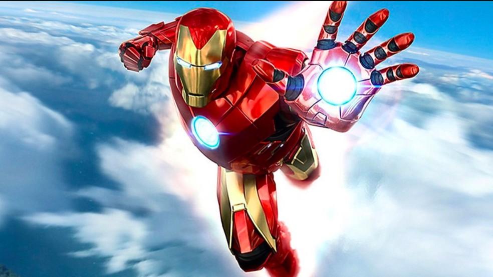 Homem de Ferro é o astro do PS4 nesta semana — Foto: Divulgação/Sony