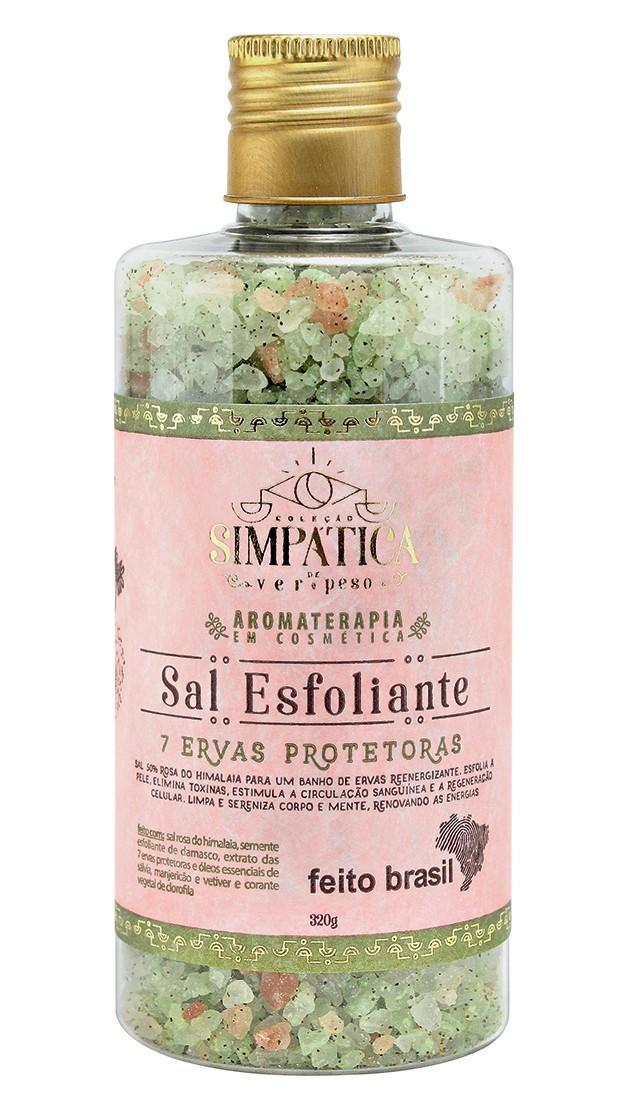 Sal de banho 7 ervas protetoras, R$ 79, Feito Brasil (Foto: .)