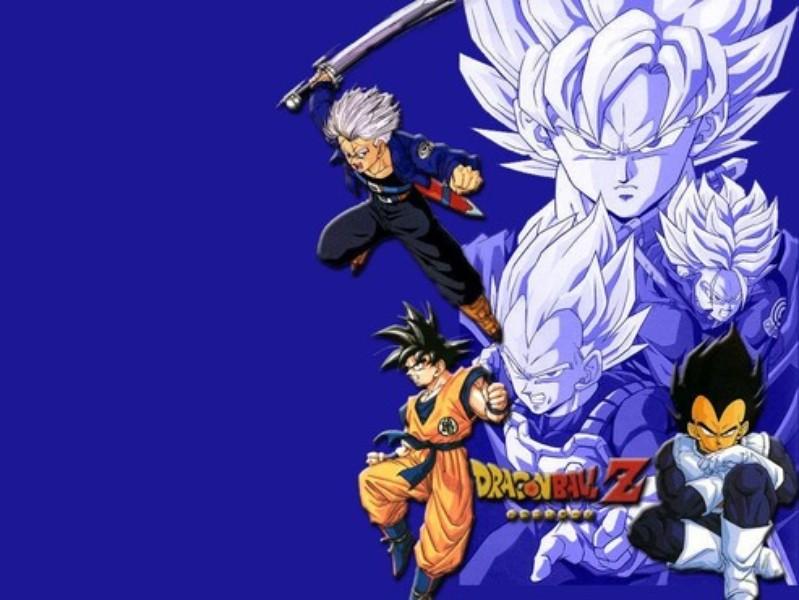 Papel De Parede: Dragon Ball Z