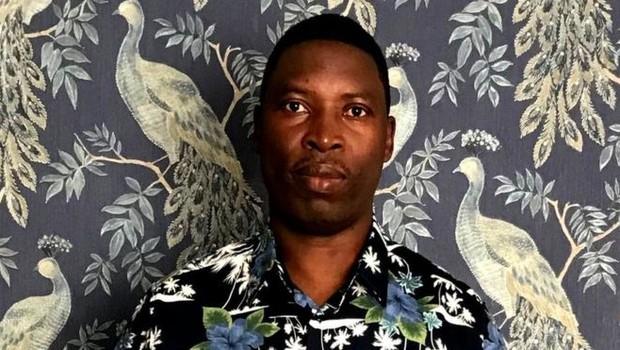 BBC: 'Tudo é vigiado, computadores, telefones, nada é seguro', diz Faustin Rukundo, vítima de hacker pelo WhatsApp (Foto: FAUSTIN RUKUNDO VIA BBC)