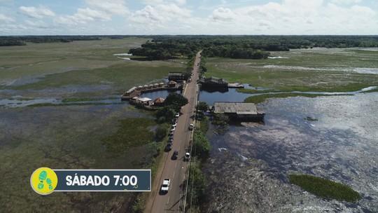 Veja qual o destino do Partiu Amazônia deste sábado (17)
