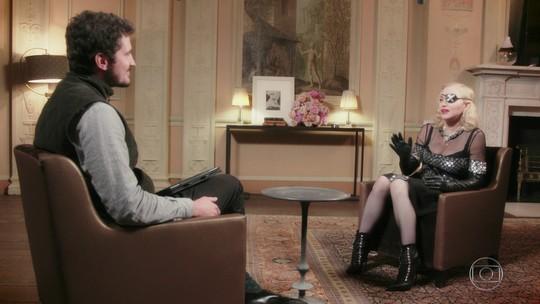 """""""Se eu fosse um homem, não estaríamos discutindo a minha idade"""", diz Madonna em entrevista ao Fantástico"""