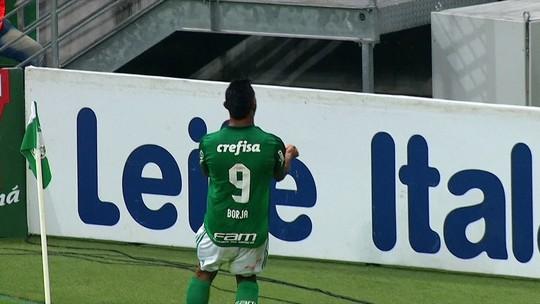 Veja como as entradas de Bruno Henrique e Victor Luis fortaleceram o Palmeiras