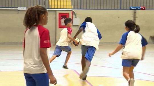 Projeto do Comitê Organizador do Rio leva esportes olímpicos para escolas do Brasil