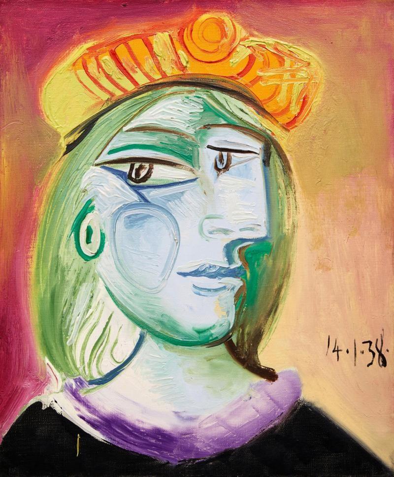 Leilão de 11 obras de Picasso arrecada mais de US$ 108 milhões em Las Vegas