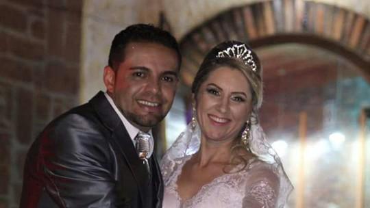 'The Wall': Noemia e Júlio se casam 5 dias após faturarem R$149 mil