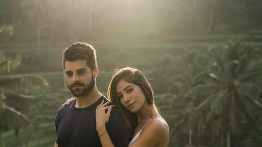 Alok e Romana Novais esperam o primeiro filho