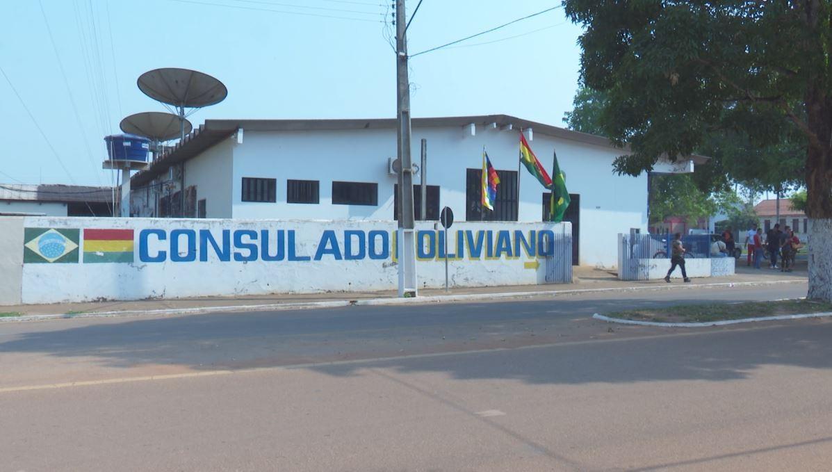 Posto de votação é instalado em Guajará-Mirim, RO, para eleição boliviana neste domingo, 20 - Notícias - Plantão Diário