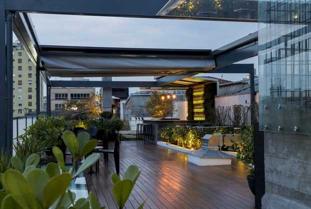 10 bares e restaurantes com vista de tirar o fôlego em São Paulo (Foto: António Rodrigues )