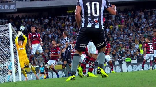 Botafogo x Flamengo - Campeonato Brasileiro 2018 - globoesporte.com