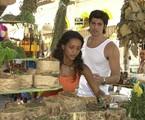 Taís Araujo e Reynaldo Gianecchini em 'Da cor do pecado' | Globo