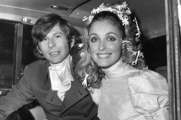 Roman Polanski e Sharon Tate (Foto: Getty Images)