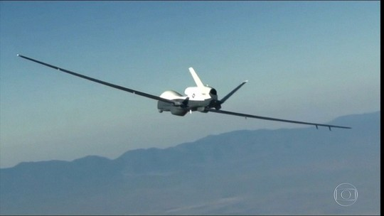 Irã derruba drone espião dos Estados Unidos