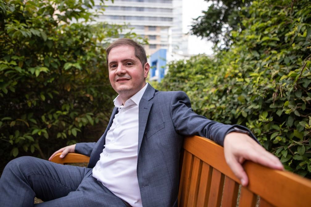 Bruno Bianco, secretário especial adjunto de Previdência e Trabalho — Foto: Fábio Tito/G1