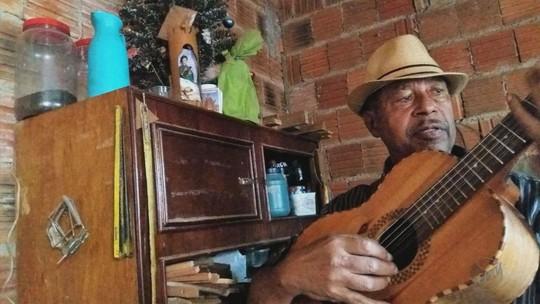 Violeiro Índio Cachoeira, da dupla 'Cacique e Pajé', morre aos 65 anos em MG
