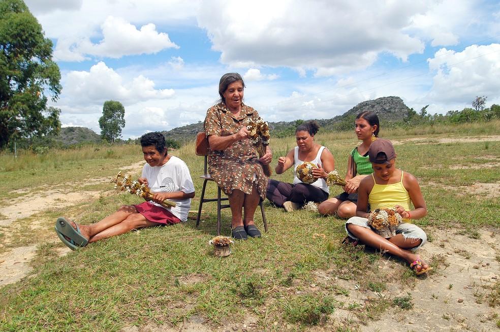 Mais de cem artesãos vão expor trabalhos em feira 'Mãos do Vale', em Diamantina.  — Foto: Sebrae/Divulgação