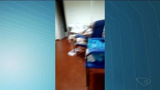 Família denuncia falta de comida em hospital e diz que paciente foi alimentado 1 vez em 15 dias no ES