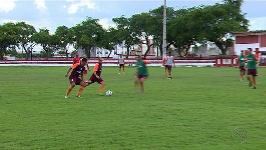 Apesar do empate em casa, Diego Paulista acredita que Sergipe está na rota certa