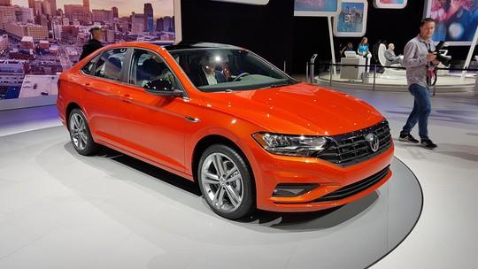 Volkswagen promete 5 novos SUVs até 2020; Jetta chega ainda este ano