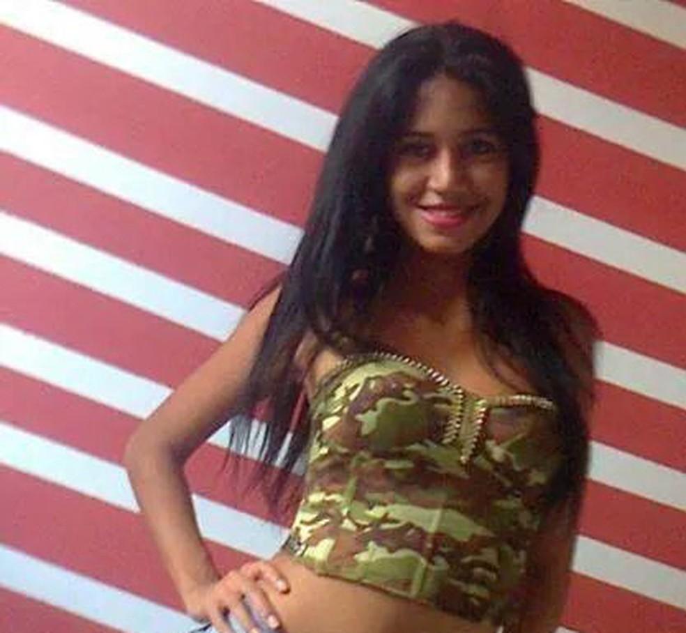 Arlene Costa Borges, de 21 anos, foi morta pelo cunhado em Juazeiro. (Foto: Divulgação/Família)