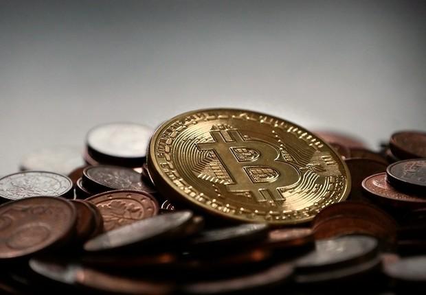 Bitcoin; criptomoeda (Foto: Pexels)