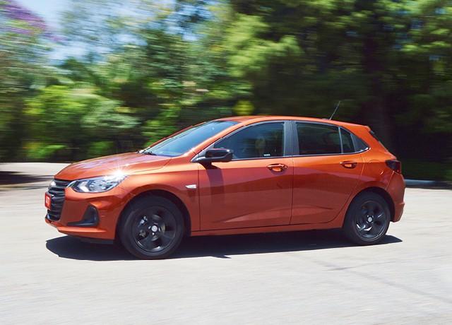 Chevrolet Onix LTZ 1.0 turbo manual: Torque máximo entregue a 2.000 rpm garante uma arrancada muito forte, o que é um diferencial na hora das ultrapassagens  (Foto: André Schaun)