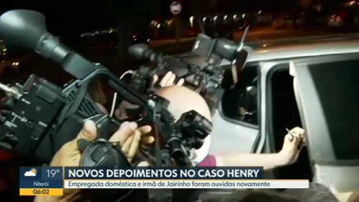Veja trechos do depoimento da empregada de Henry Borel à polícia
