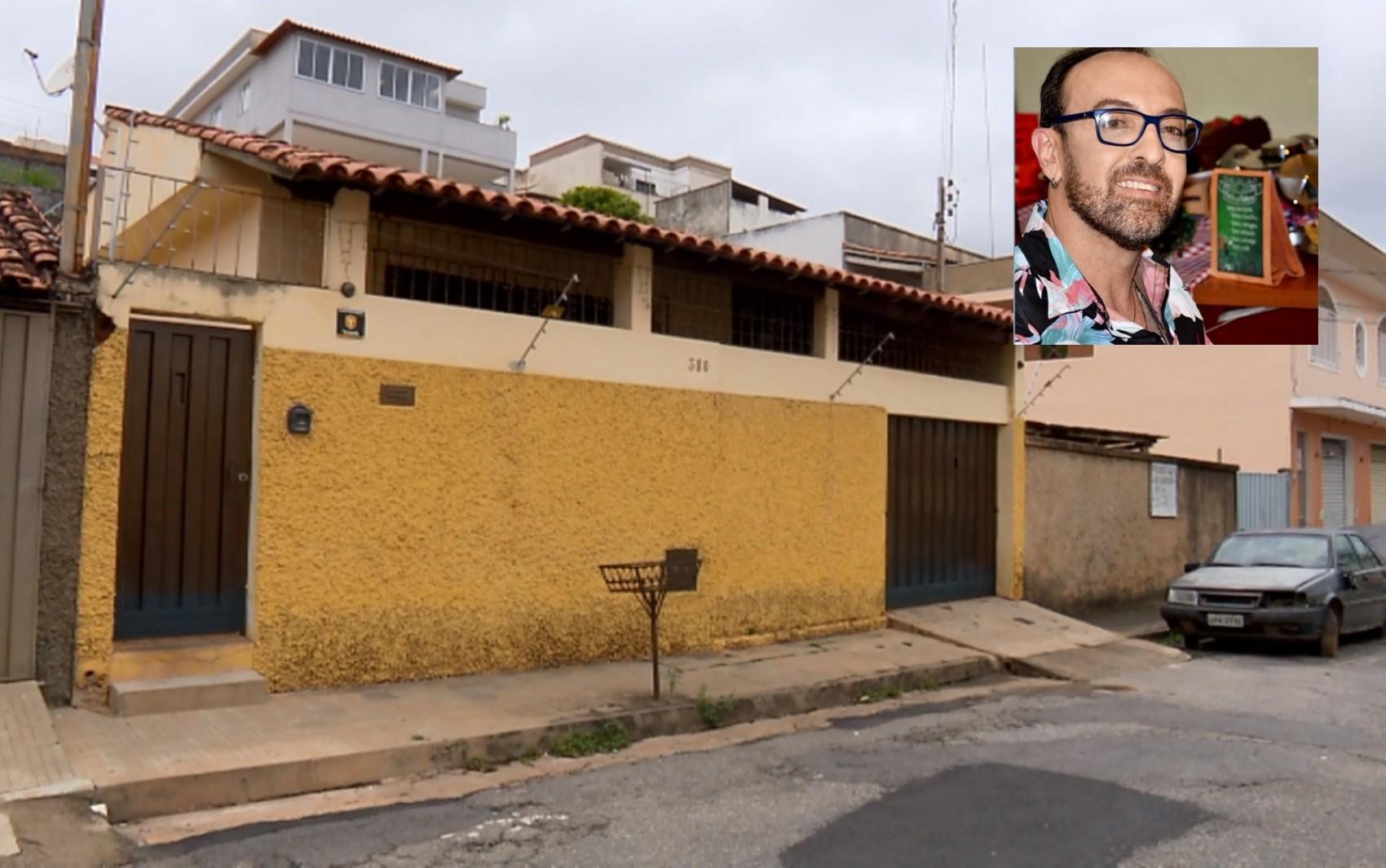 Casa em que professor foi encontrado morto em MG não tinha sinais de arrombamento, diz PM