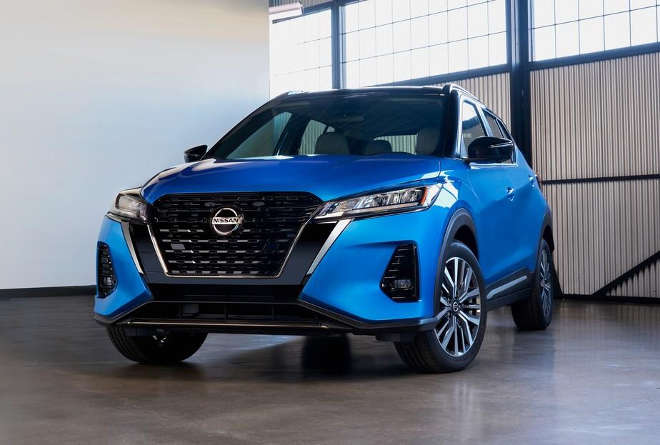 Novo Nissan Kicks 2022 é flagrado e revela visual do SUV brasileiro |  Segredos e flagras | autoesporte