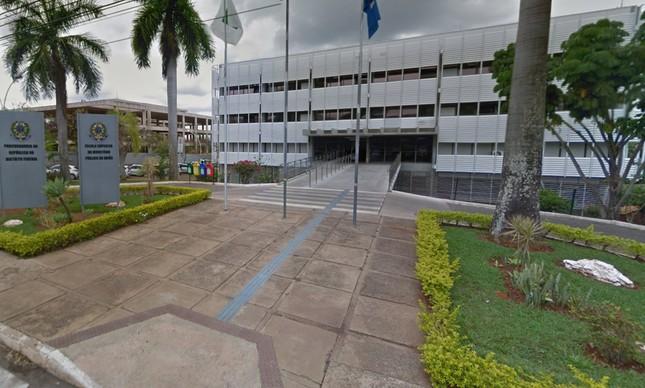 Sede do Ministério Público Federal do DF, que conduz as investigações da operação Greenfield