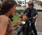 Patrícia (Adriana Birolli) e Rafael (Marco Pigossi)   TV Globo