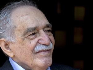 O escritor Gabriel García Márquez, em foto de março de 2014 (Foto: AP Photo/Eduardo Verdugo)