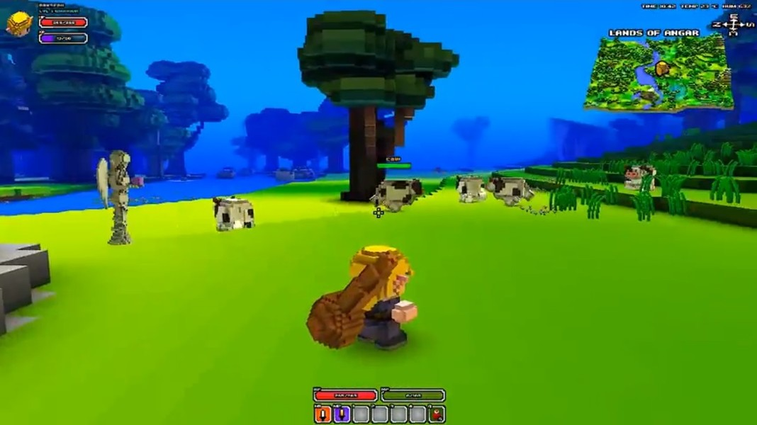 Download Free Cube World 2017