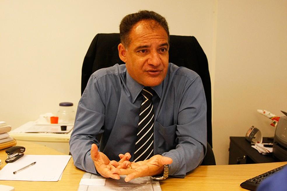 Ronaldo Maciel, juiz da 1ª Vara Criminal de São Luís (Foto: Foto: Divulgação/ AMMA)
